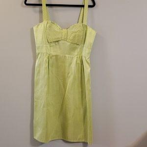 Nanette Lepore sz 8 bow dress